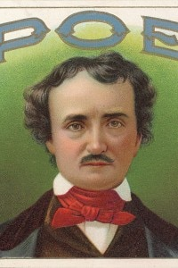 Ritratto di Edgar Allan Poe (1809 - 1849)