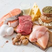 Proteine: cosa sono e in quali alimenti sono contenute