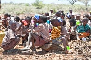 L'ingente problema della fame nel mondo