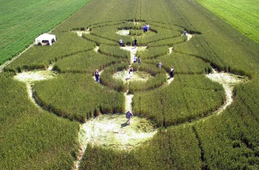 Crop Circles, 2001