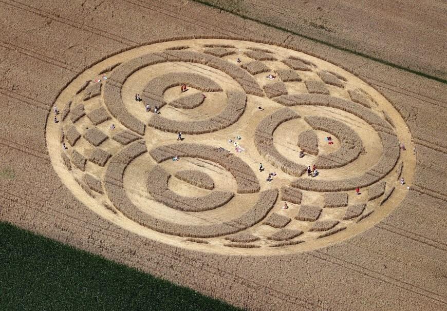 Crop Circles, 2014