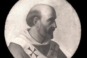 Ritratto di Papa Adriano IV