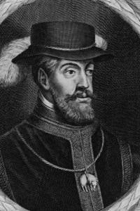 Filippo di Spagna, (1527 - 1598), re di Spagna dal 1556 e unico figlio dell'imperatore Carlo V