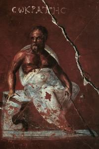 """Socrate. A lui si deve il """"superamento"""" della sofistica"""