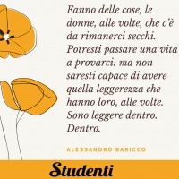 Frasi festa delle donne - Alessandro Baricco
