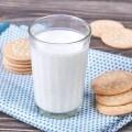 Sì al latte per il contenuto di calcio