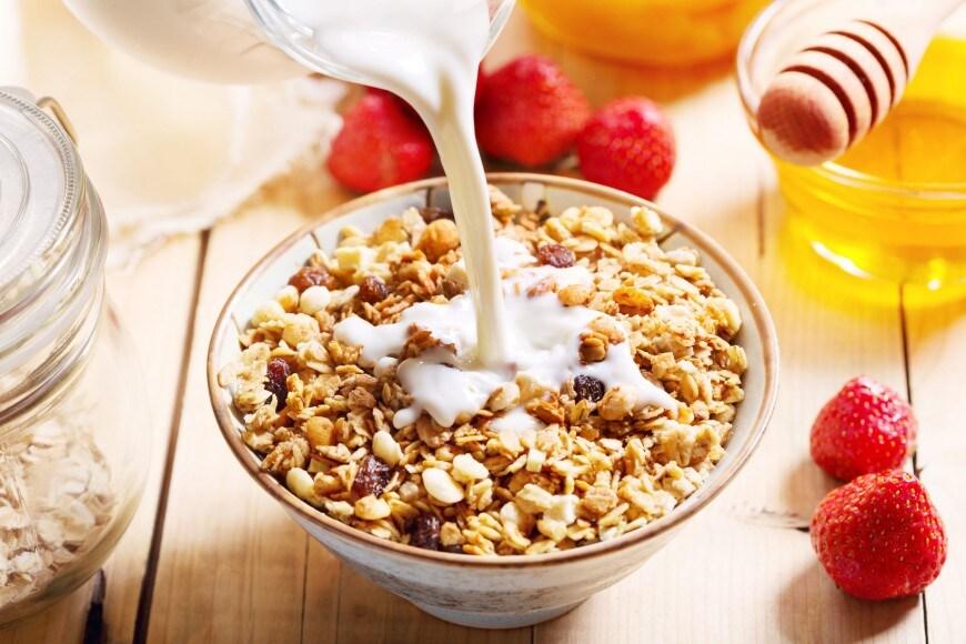 La colazione nei giorni della maturità