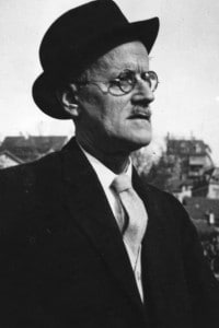 James Joyce, autore dell'Ulisse
