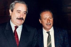 I giudici Giovanni Falcone e Paolo Borsellino, icone della lotta alla mafia