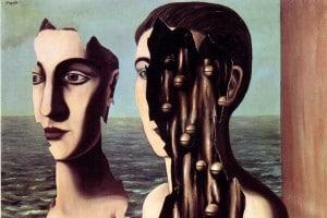 René Magritte, Doppio segreto