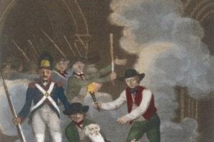 Una rappresentazione della Rivoluzione francese