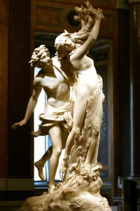 Gianlorenzo Bernini, Apollo e Dafne