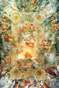 Pietro da Cortona, Trionfo della Divina Provvidenza
