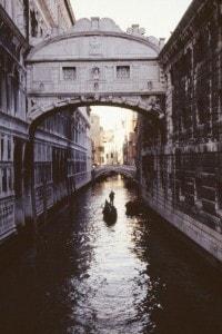 Dettaglio della Riva degli Schiavoni, Venezia