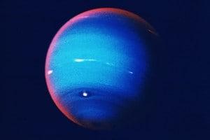Foto del pianeta Nettuno