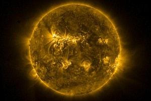 Il transito di Venere sul disco solare
