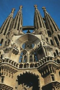 La Sagrada Familia di Antoni Gaudì