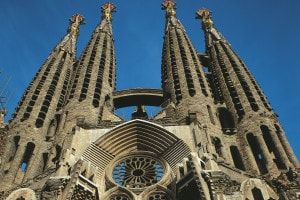 Antoni Gaudì e la Sagrada Familia