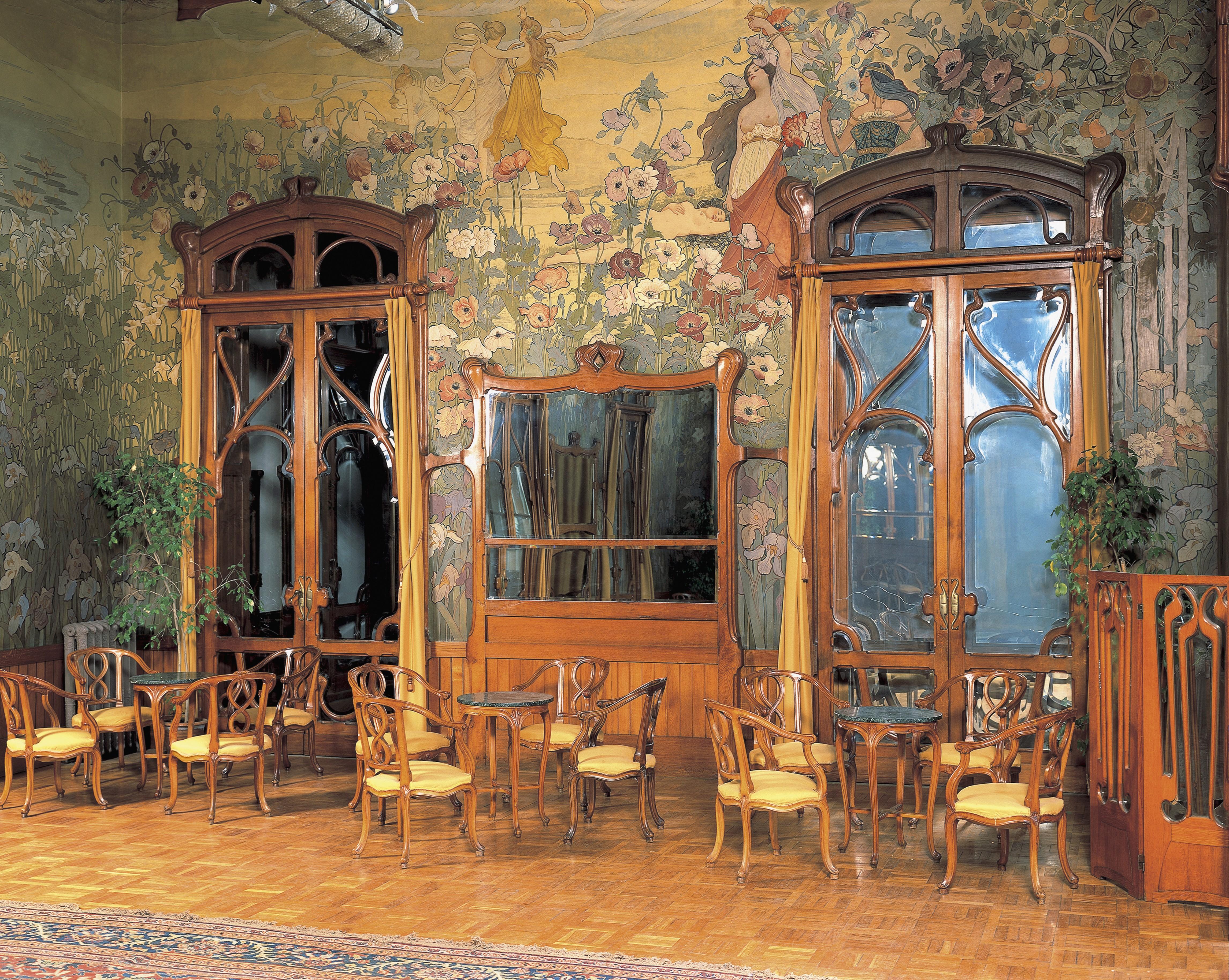Art Nouveau: caratteristiche e stile | Studenti.it