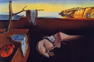 Salvador Dalì, La persistenza della memoria