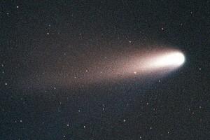 La Cometa di Hale-Bopp
