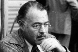 Ernest Hemingway: l'anniversario dei 120 anni dalla nascita