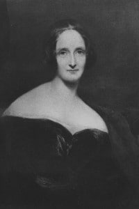 Mary Shelley, scrittrice inglese