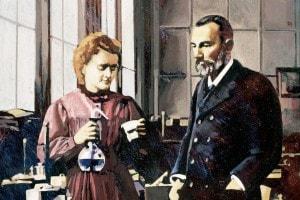 Tesina originale su Marie Curie