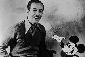 Tesine su Walt Disney