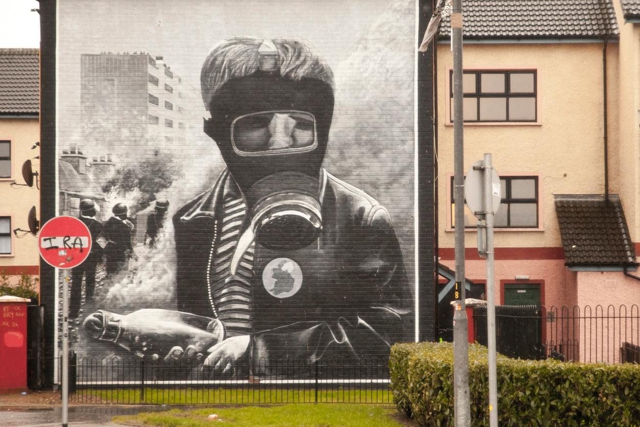 Tra i graffiti più belli del mondo (Irlanda)