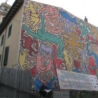 Tuttomondo di Keith Haring