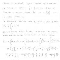 Foto seconda prova matematica 2017: soluzione problema 2 (parte 4)