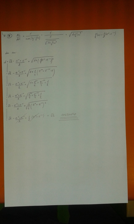 Foto seconda prova matematica 2017: soluzione problema 1 ...
