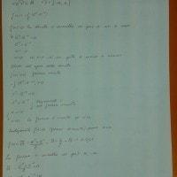 Foto seconda prova matematica 2017: soluzione problema 1 (parte 1)
