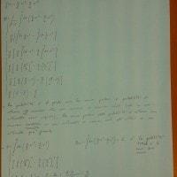 Foto seconda prova matematica 2017: soluzione quesito 4