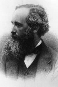 James Maxwell, matematico e fisico scozzese (1831-1879)