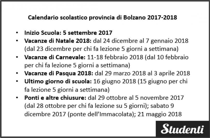Calendario Scolastico 2020 Bolzano.Calendario Scolastico Bolzano Calendario 2020