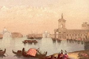 Venezia è una delle principali realtà dell'Italia settentrionale del '400