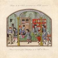 Il mercante nel Medioevo: storia, significato e caratteristiche