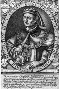 Richard Whitington, mercante e politico inglese del tardo Medioevo