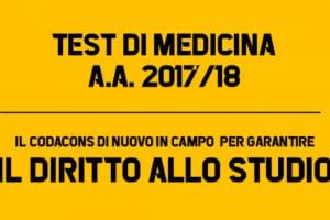 Test Medicina 2017: pronto il ricorso collettivo