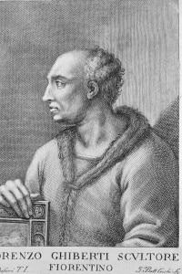 Lorenzo Ghiberti (1378 - 1455) scultore fiorentino