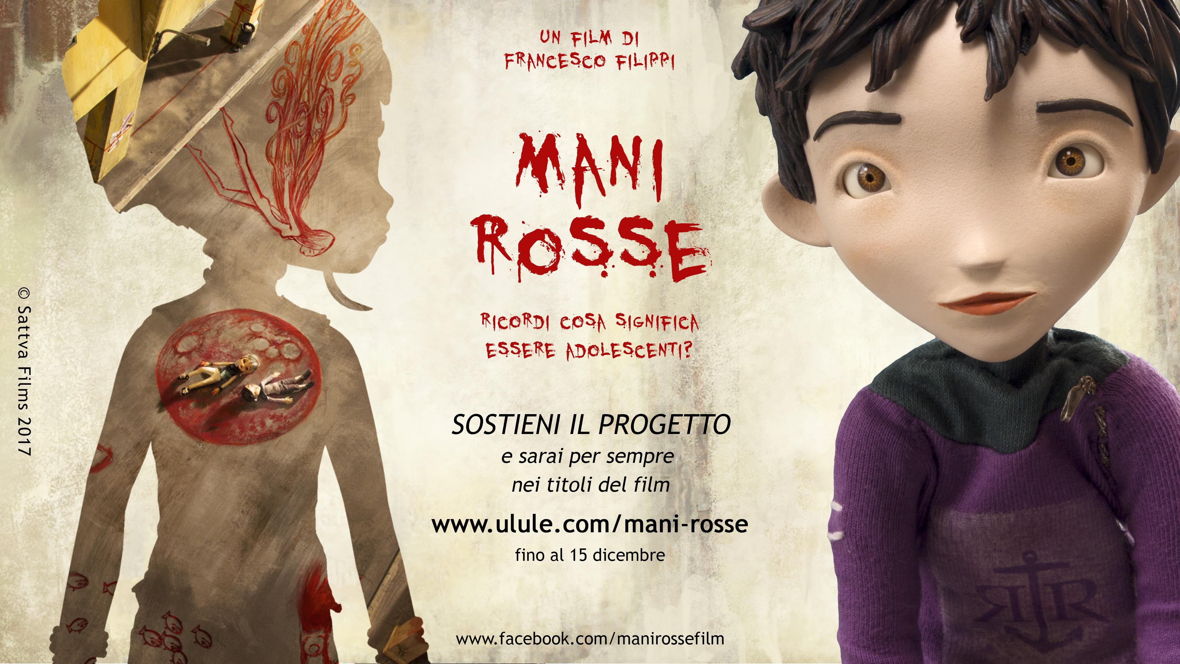 Mani rosse: il film che parla in modo nuovo agli adolescenti