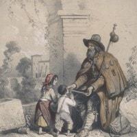 Il pellegrino nel Medioevo: descrizione, simboli e storia