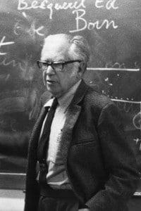 Emilio Segrè, collega di Fermi, è tra le fonti di informazione più autorevoli per la sua biografia.