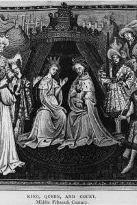 Enrico VI e Margherita d'Angiò
