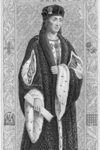 Enrico VII Tudor sale al trono dopo aver sconfitto Riccardo III a Bosworth Field, e decretando così la fine della guerra.