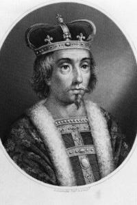Circa 1455, Enrico VI d'Inghilterra (1421-1471)