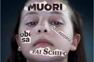 Una delle immagini della campagna Cyberesistance