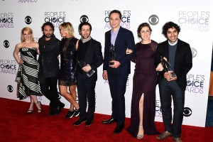 Tesina per l'esame di terza media su The Big Bang Theory